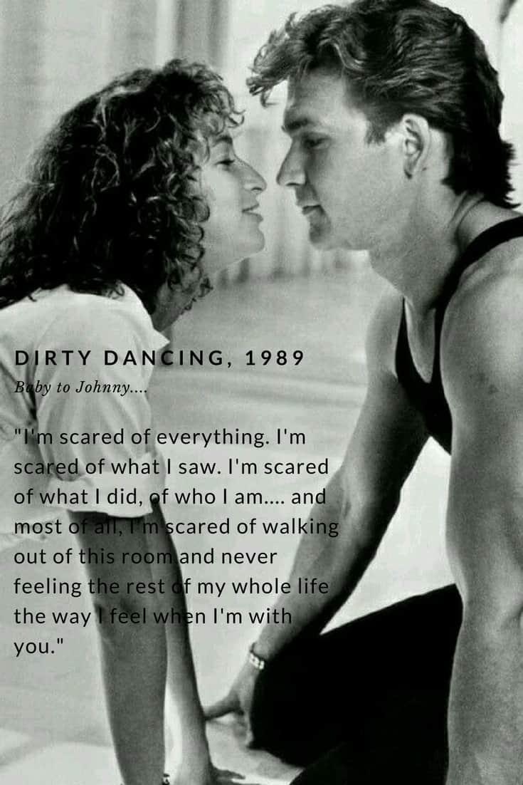 Favorite Dirty Dancing Quote