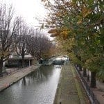View from Canal Saint-Martin