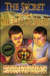 The Secret-of-the-Sacred-Scarab-by-Fiona-Ingram