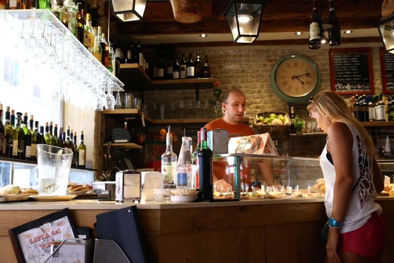 Local bar Venice