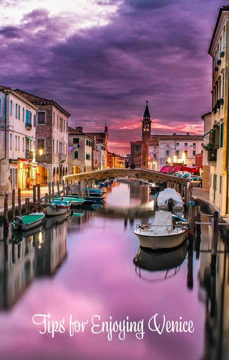 Tips for Enjoying Venice