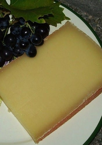 French cheese - Comte