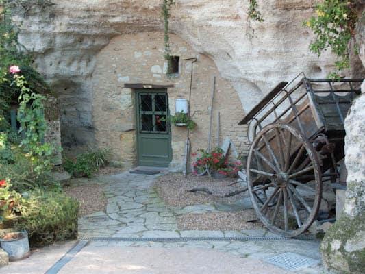 Trogodyte home in Rochemenier