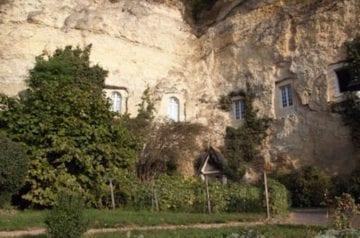 Part of Les Hautes Roches