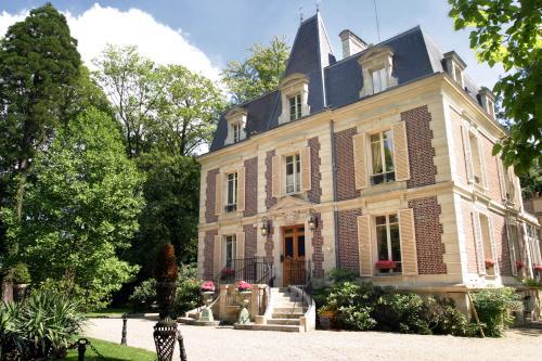 Les Jardins d'Epicure outside of Paris