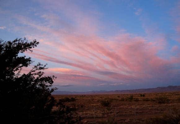 Nevada-Desert-Sunset