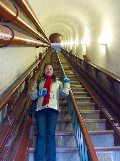 Stairs-drum-Twoer-Beijing