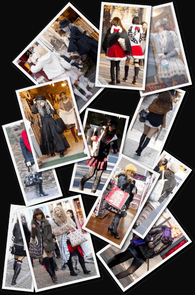 Takeshita Collage