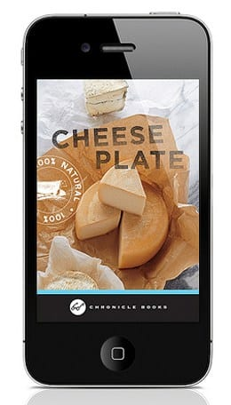 Food Gal App Cheese Plate