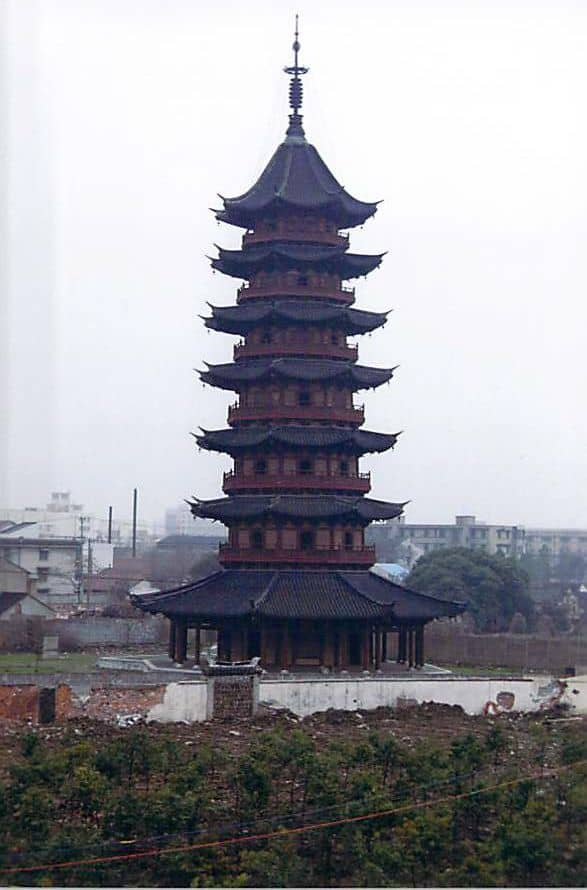 Suzhou-North-Temple-Pagoda