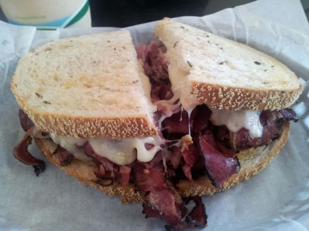 AK Subs Pastrami Sandwich_Classic-San-Francisco-Food-Treats