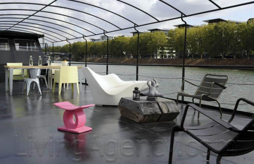 Paris-house-boat