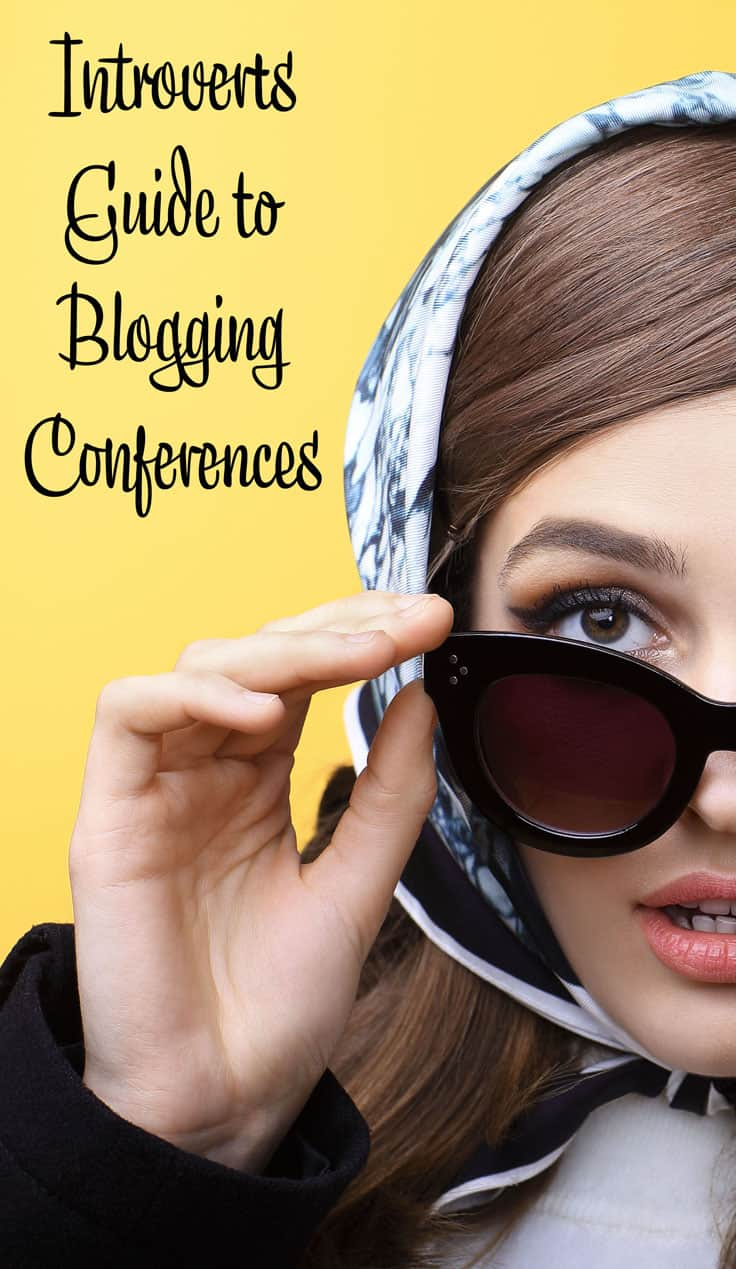 Introverts Guide to Blogging Conferences