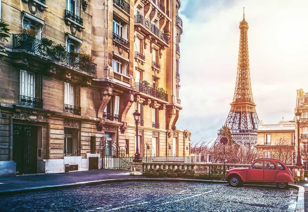 The Paris Eifel Tower