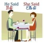 He said, She Said: F U Foie Gras Dinner at Laftitte San Francisco