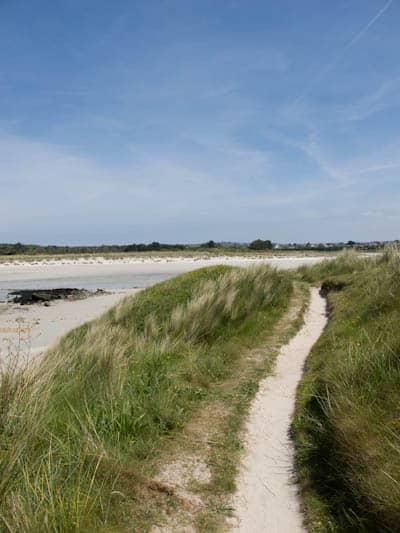 Guillec beach Trail