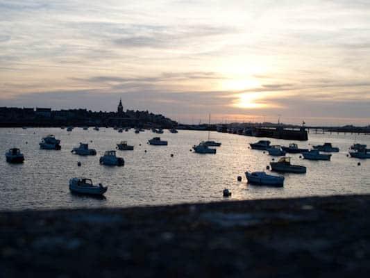 Sunset-over-Roscoff