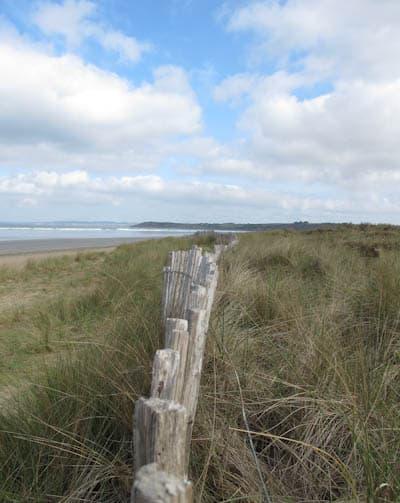 Sainte Anne La Palud Beach