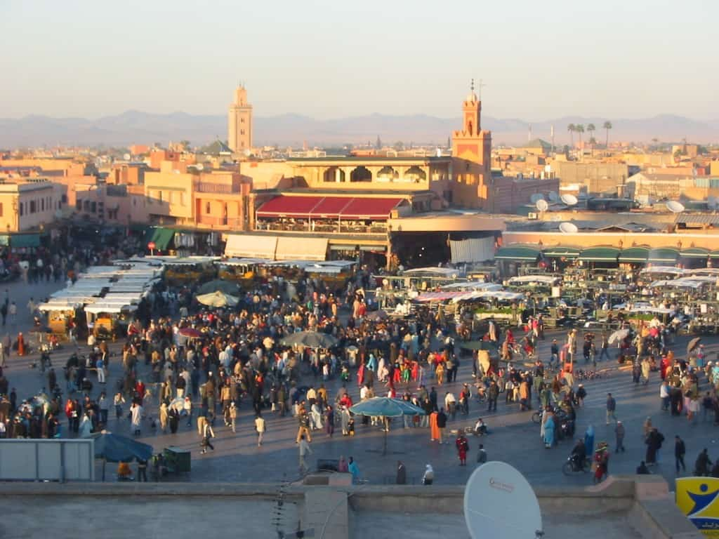 Djemaa El Fna Market