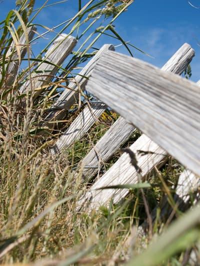 Pointe du Raz fence