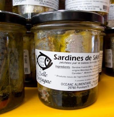 sardines de Saint Gue