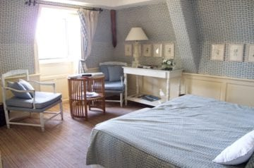 Room 5 at Le Fort de lOcean