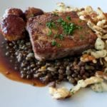Fall Foods to Eat in Paris Spaetzle