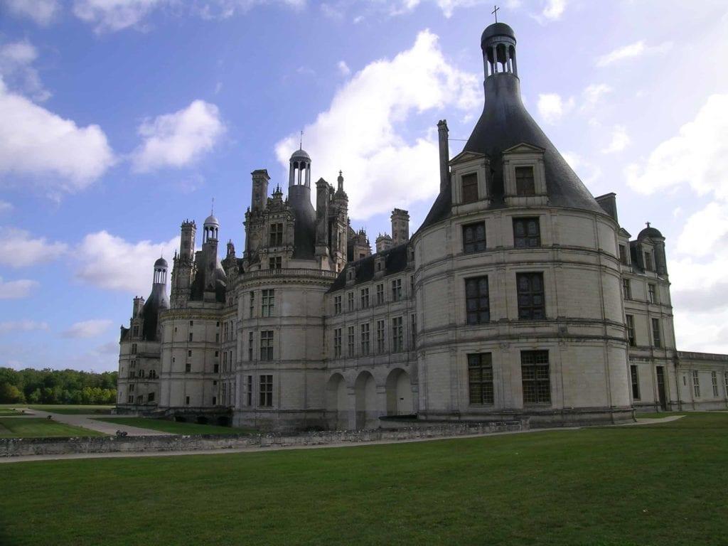 Chateau de Chambord - Chambord, France