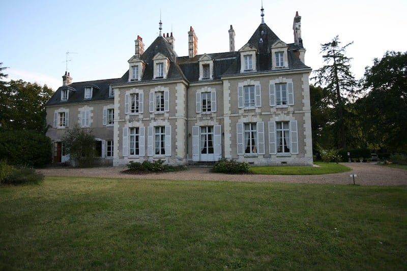 Chateau de Breuil - Cheverny, France