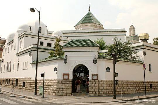 Mosque-in-Paris