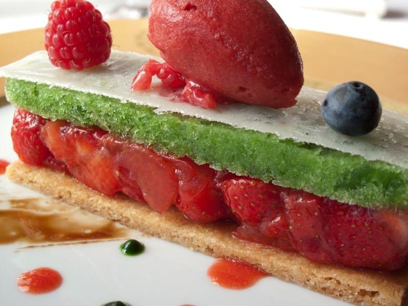 Dessert Le Grand Vefour, Paris, France