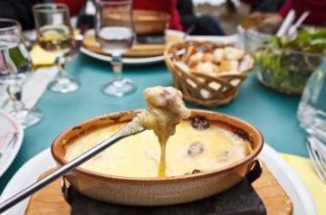 Best fondues in Paris