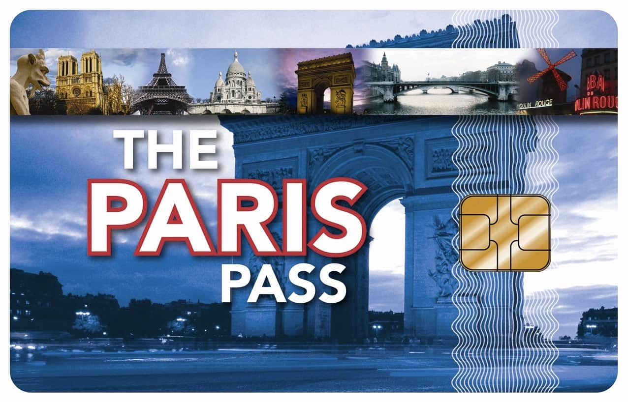 how to fall in love in paris - buy a Paris Pass