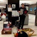 (Not quite) Wordless Wednesday #135: BART Musician