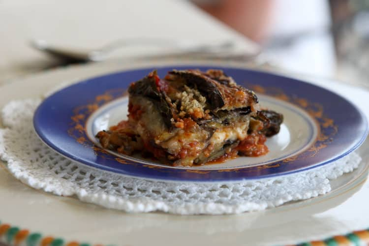 5 Dishes you have to Eat in Italy - Parmigiana di melanzane
