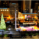 San Francisco for the holidays