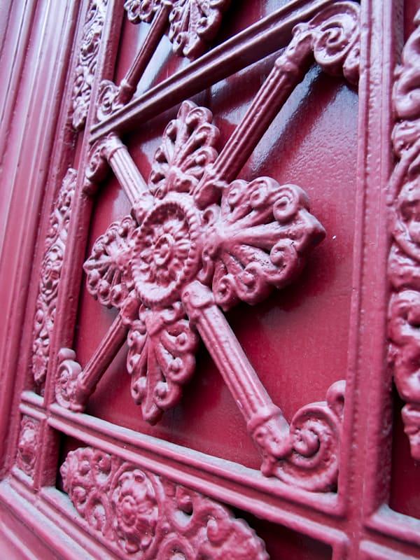 Door near Rue de Bretagne