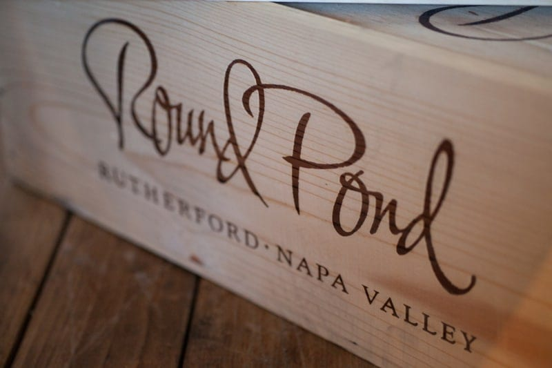Napa's Round Pond Estate