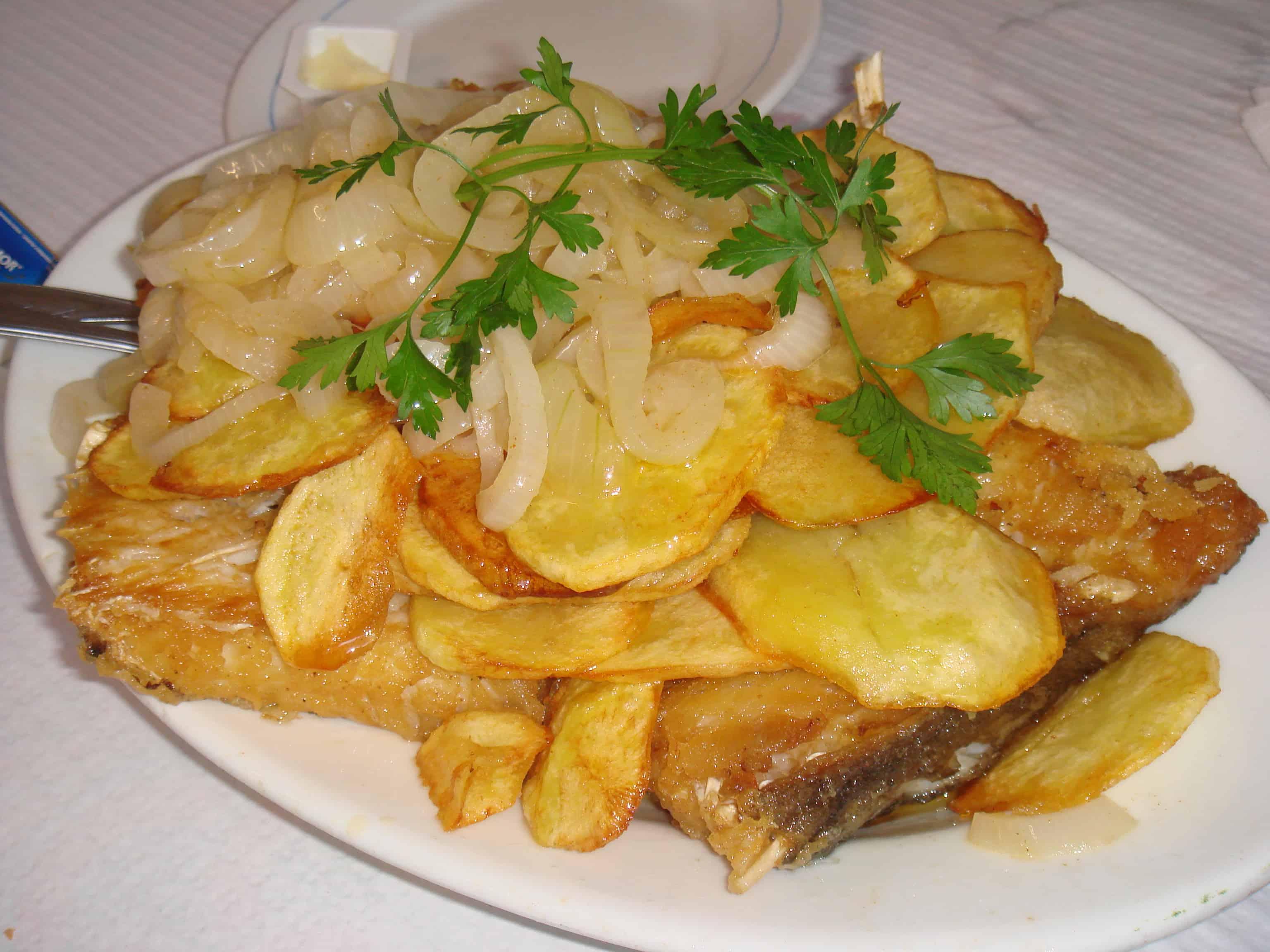 Bacalhau à Narcisa