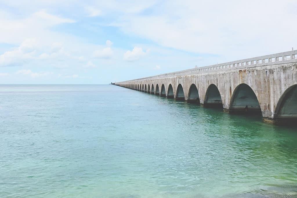 Florida Keys Overseas Heritage Trail Big Pine Key Florida USA