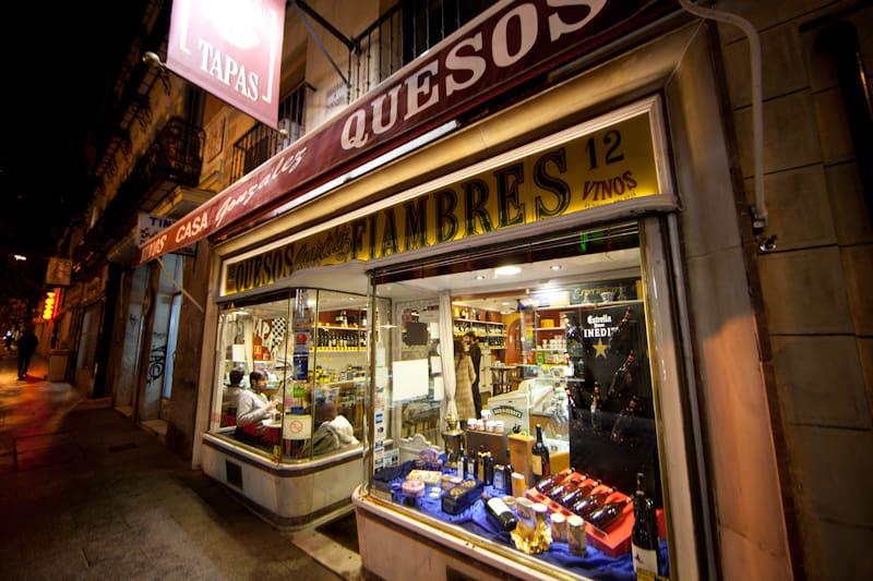 Tapas Madrid - Gourmet Madrid Tapas Stop