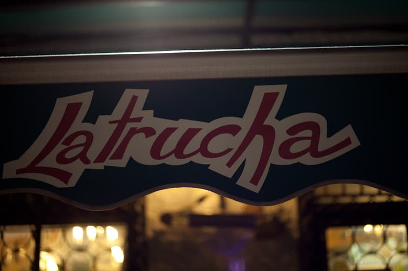 La Trucha Madrid