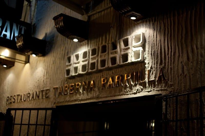Tapas Madrid - Restaurante Taberna Parrilla