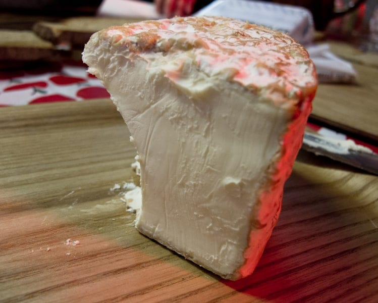 Brillat-Savarin from Jouannault père & fille fromagerie