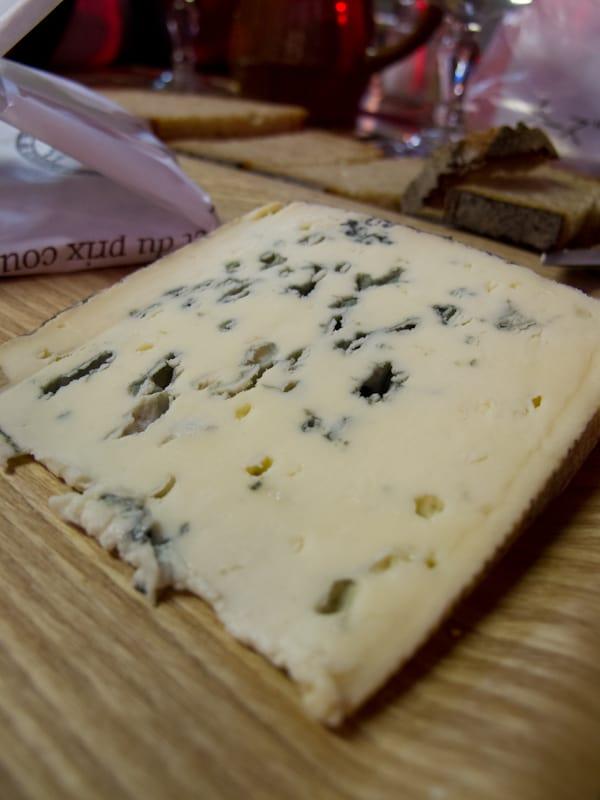 bleu d'Auvergne frm Jouannault père & fille fromagerie