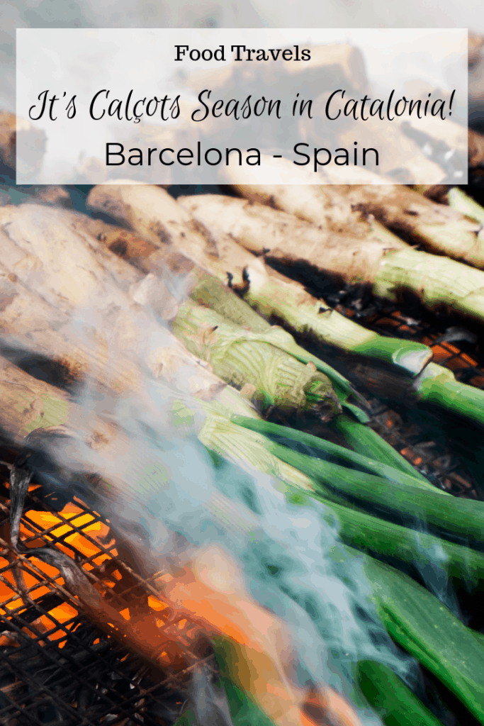 Food Travels_Barcelona Spain_Calcots Season in Catalonia!