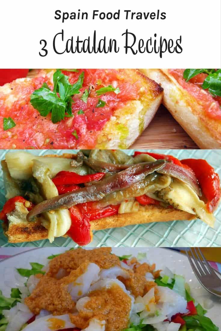 3 Catalan Recipes to Make at Home