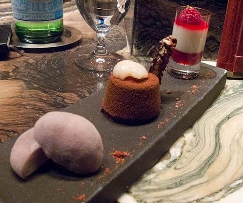 Shibuya Dessert Tasting: