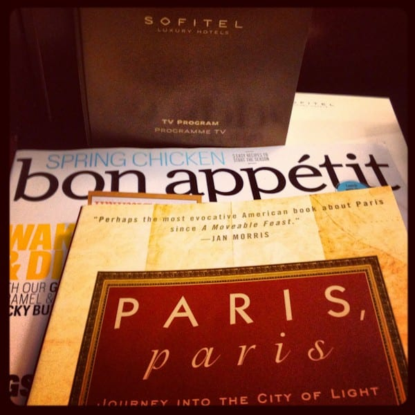 Paris-Paris Bon Appetit and Sofitel