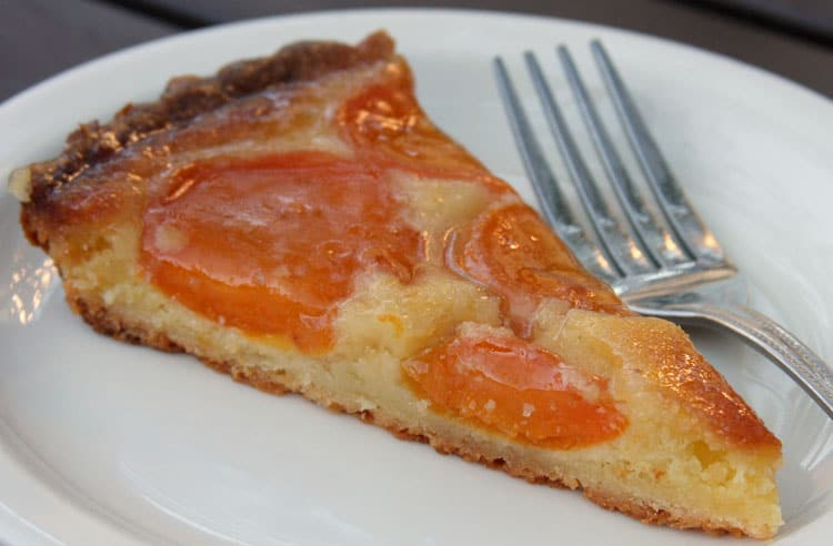 A Typical French Breakfast Tarte